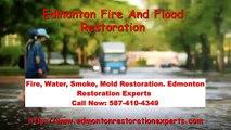 Edmonton Fire And Flood Restoration