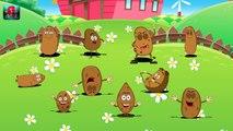 One Potato Two Potato - 1 Potato 2 Potato | POTATOES Song!