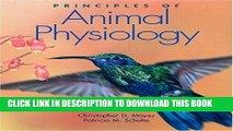 [READ] EBOOK Principles of Animal Physiology (The Physiology Place Series) BEST COLLECTION