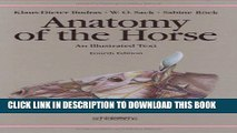 [READ] EBOOK Anatomy of the Horse: An Illustrated Text BEST COLLECTION