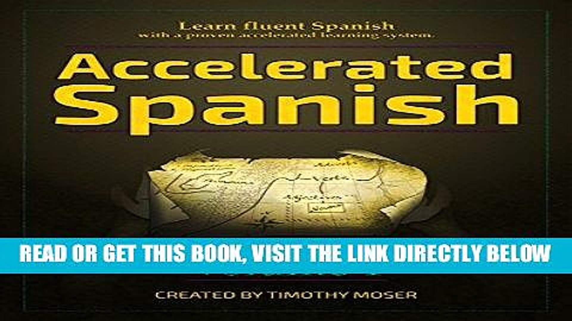 [EBOOK] DOWNLOAD Accelerated Spanish: Learn fluent Spanish with a proven accelerated learning