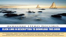 [FREE] EBOOK Ayrshire Herd Record, Volume 29 ONLINE COLLECTION