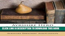 [READ] EBOOK Ayrshire Herd Record, Volume 26 BEST COLLECTION