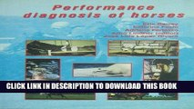 [READ] EBOOK Performance Diagnosis of Horses BEST COLLECTION