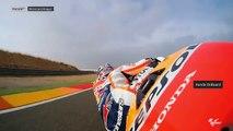 AragonGP - Honda OnBoard PART 3