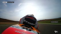 AragonGP - Honda OnBoard PART 4