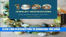 Best Seller 1000 Jewelry Inspirations (mini): Beads, Baubles, Dangles, and Chains (1000 Series)