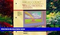 Big Deals  High Court Case Summaries on Wills, Trusts, and Estates (Keyed to Dukeminier, 8th)