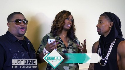 R&B Group Next Talks About Their Breakup, The Truth About UnSung & More With Nekia Nichelle