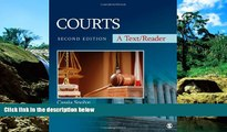 READ FULL  Courts: A Text/Reader (SAGE Text/Reader Series in Criminology and Criminal Justice)