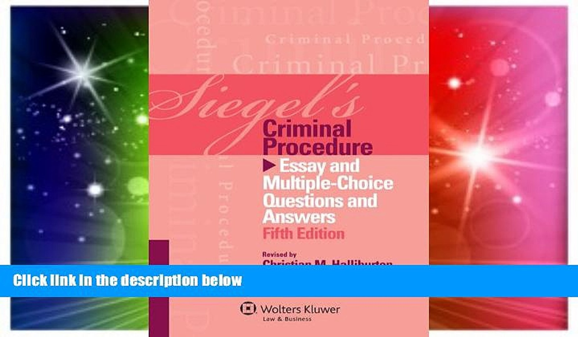 objective questions on criminal procedure code 1973