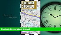 READ BOOK  Streetwise Stockholm Map - City Center Street Map of Stockholm, Sweden (Streetwise