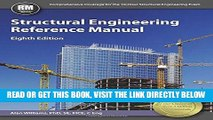 [FREE] EBOOK Structural Engineering Reference Manual, 8th Ed ONLINE COLLECTION