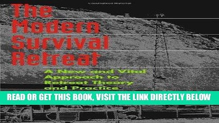 [FREE] EBOOK The Modern Survival Retreat ONLINE COLLECTION