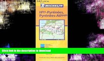 GET PDF  Michelin Hautes-Pyrenees, Pyrenees-Atlantiques: Includes Plans for Pau,