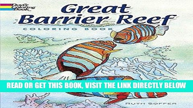 [FREE] EBOOK Great Barrier Reef Coloring Book (Dover Nature Coloring Book) ONLINE COLLECTION