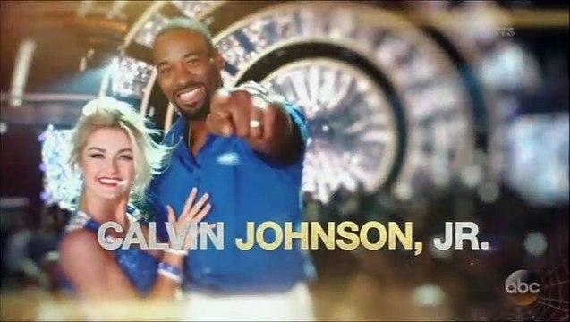 Calvin Johnson & Lindsay Arnold - Quickstep