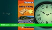 FAVORITE BOOK  Michelin Map France: Loire Valley 517 (1:200K) (Maps/Regional (Michelin)) (English