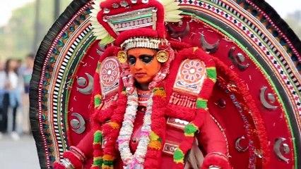 Tribute to Sardar Patel at Gateway of India