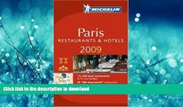 EBOOK ONLINE  Michelin Guide Paris [With Pull-Out Map] (Michelin Red Guide Paris: Restaurants