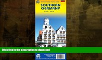 READ BOOK  Germany Southern (incl. Bavaria) 1:500,000 Travel Map 2007*** (International Travel