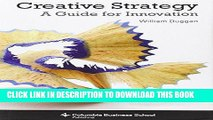 [PDF] Creative Strategy: A Guide for Innovation Popular Collection