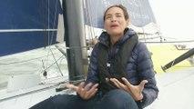 Voile - Vendée Globe : Le tour du monde solidaire de l'ONG Projet Imagine