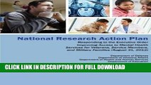 Read Now National Research Action Plan: Responding to the Executive Order Improving Access to