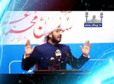 His Excellency Sahibzada Sultan Ahmad ALI Sb explaining about importance of spiritual power of Momin (Believer)