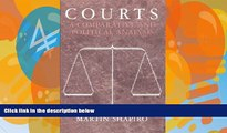 Big Deals  Courts: A Comparative and Political Analysis  Best Seller Books Most Wanted
