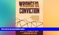 Must Have  Wrongful Conviction: International Perspectives on Miscarriages of Justice  READ Ebook