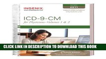 [Free Read] ICD-9-CM Expert for Physicians, Volumes 1   2 2011 (Spiral) (ICD-9-CM Expert for