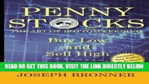 [Free Read] Penny Stocks: The Art Of Bottom Feeding: How To Buy The Bottom Of The Chart To