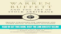 [Free Read] Warren Buffett and the Art of Stock Arbitrage: Proven Strategies for Arbitrage and