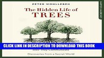 Read Now The Hidden Life of Trees: What They Feel, How They Communicate - Discoveries from a