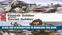 Best Seller Finnish Soldier vs Soviet Soldier: Winter War 1939-40 (Combat) Free Download