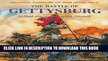 Read Now The Battle of Gettysburg: Spilled Blood on Sacred Ground (Graphic Battles of the Civil