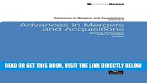 [Free Read] Advances in Mergers and Acquisitions (Advances in Mergers   Acquisitions) (Advances in