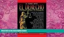 Books to Read  EL DERECHO.  Cuestiones Previas y su Fundamento. (Spanish Edition)  Full Ebooks