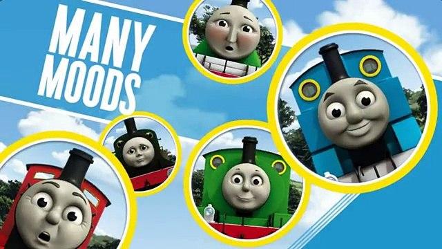 Thomas & Friends - Many Moods - Thomas & Friends Games