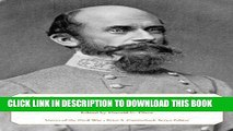 Read Now The Letters of General Richard S. Ewell: Stonewall s Successor (Voices Of The Civil War)