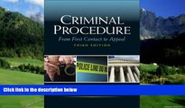 Books to Read  Criminal Procedure: From First Contact to Appeal (3rd Edition)  Best Seller Books