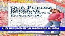 [Free Read] Qué Puedes Esperar Cuando Estás Esperando: 4th Edition (Que Puedes Esperar) (Spanish