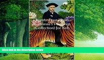 Books to Read  Twenty-Four Henri Rousseau s Paintings (Collection) for Kids  Best Seller Books