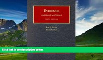 Books to Read  Evidence, Cases and Materials: Cases and Materials (University Casebook Series)