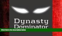 Free [PDF] Downlaod  Fantasy Football Dynasty League Dominator: A complete guide to dynasty