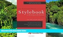 READ FULL  The Associated Press Stylebook 2009 (Associated Press Stylebook   Briefing on Media
