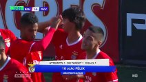1-0 João Félix Penalty Goal UEFA Youth League  Group B - 01.11.2016 SL Benfica Youth 1-0 Dynamo Kiev Youth HD