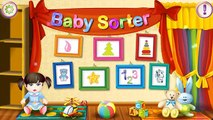 Baby Sorter   Toddler learn shapes, colors, numbers by Smartphoneware