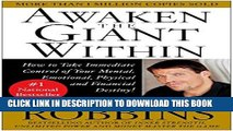 [Ebook] Awaken the Giant Within : How to Take Immediate Control of Your Mental, Emotional,
